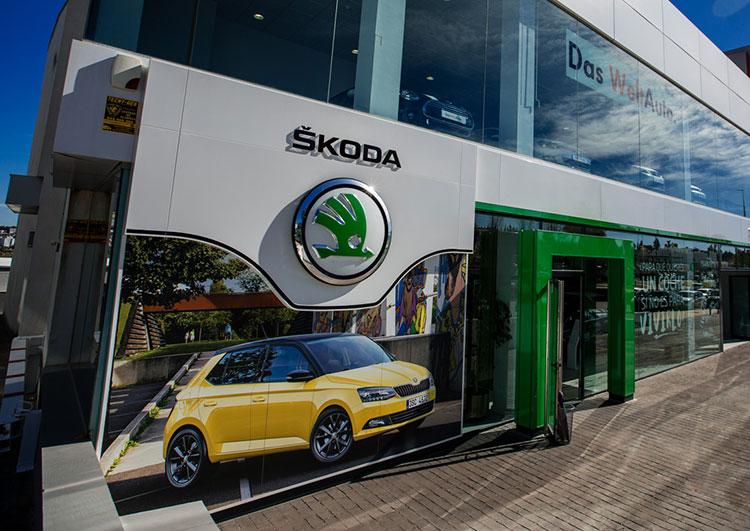 Concesionario Skoda Marbella