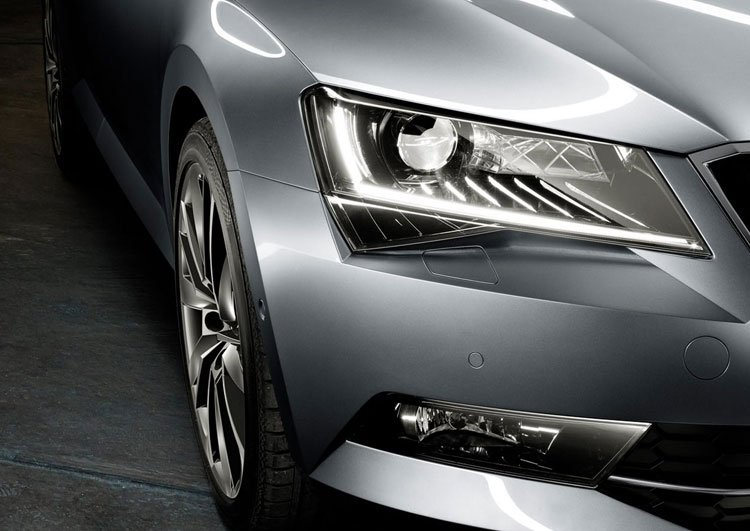 Skoda Superb Versiones