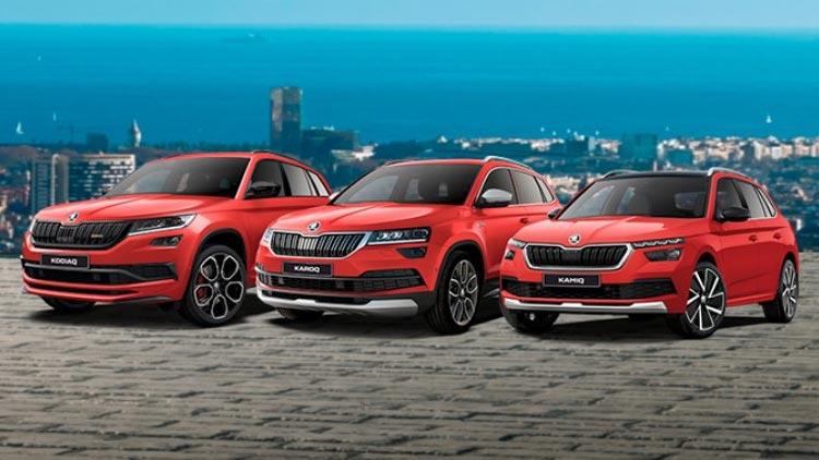¿Buscas un SUV? ¡En Škoda Safamar tenemos los mejores!