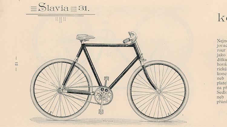 Skoda y las bicicletas, historia de toda una vida