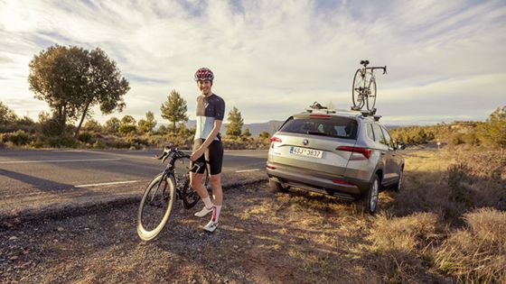 Skoda loves cycling, carriles a 30 km/h para favorecer la circulación de bicis